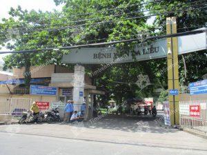 Bệnh viện Da Liễu thành phố HCM