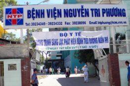 Kinh nghiệm thăm khám bệnh tại bệnh viện Nguyễn Tri Phương