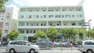 Bệnh viện Y học cổ truyền tphcm