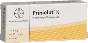 Thuốc điều trị rối loạn kinh nguyệt- Thuốc Primolut-Nor
