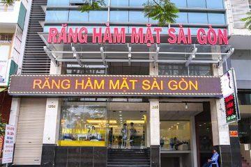 Kinh nghiệm thăm khám bệnh tại bệnh viện Răng Hàm Mặt Sài Gòn