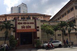 [ Bệnh Viện Đa Khoa Sài Gòn ] : Lịch làm việc , bảng giá , địa chỉ