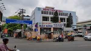 bệnh viện quận 1 tphcm
