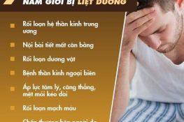 [ Bệnh liệt dương là gì ] 5 Dấu hiệu bệnh liệt dương cần chú ý
