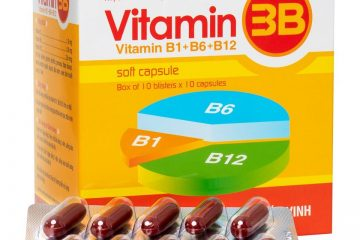 Vitamin 3B có tác dụng gì , uống lúc nào , giá bao nhiêu ?